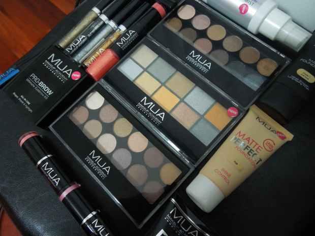 Mega Haul MUA (Makeup Academy) Haul – Reviews and Swatches-min