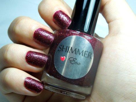 shimmer polish eva