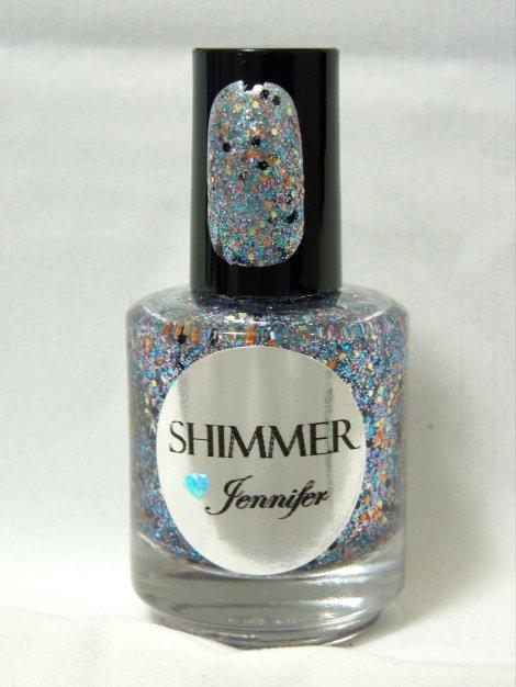 shimmer polish jennifer