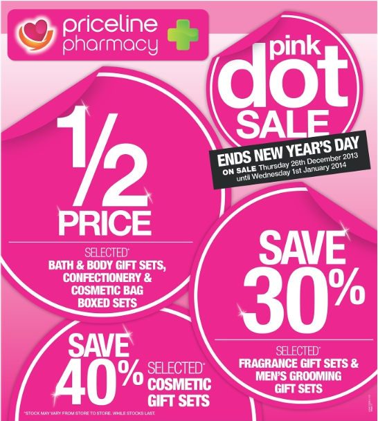 Boxing Day 2013 – Beauty Sales Guide