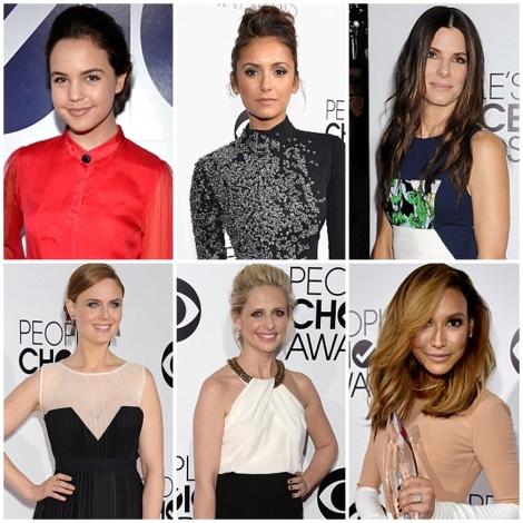 peoples choice awards 2013 makeup beauty hair3