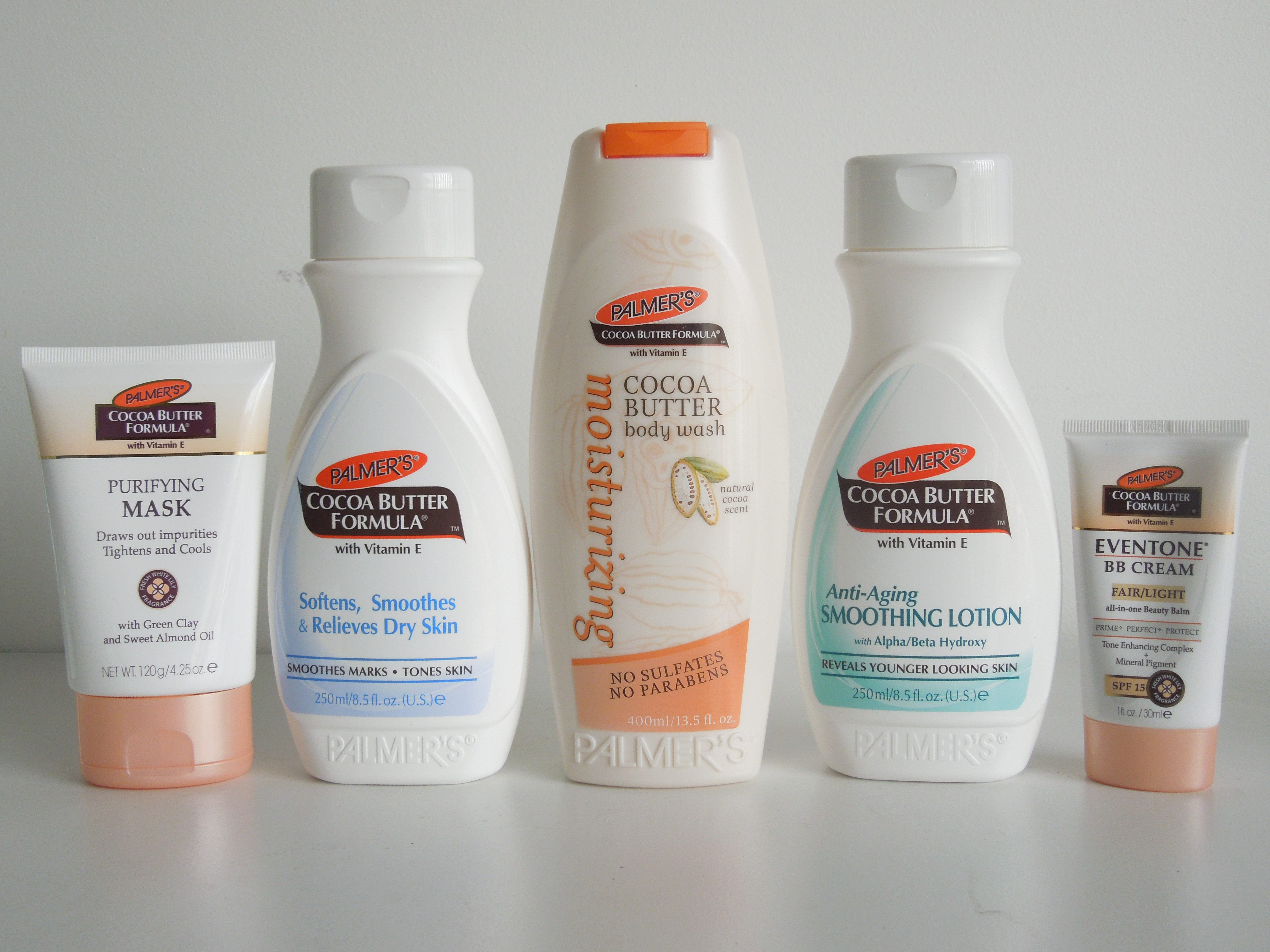 Taking A Look At Palmer S Cocoa Butter Range Tried And Tested Blog
