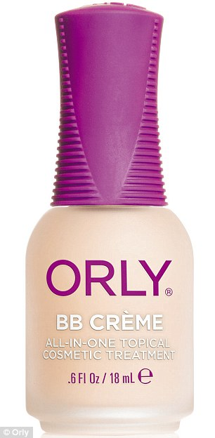 orly bb creme cream for nails