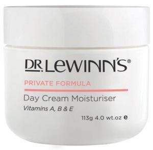 dr lewinns day cream moisturiser