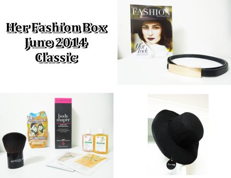 june her fashion box classic 2014
