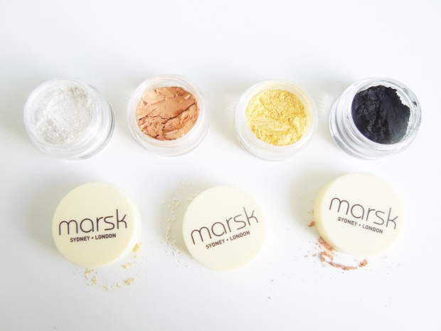 marsk mineral eyeshadows rich list you're toast vanilla frosting black comedy