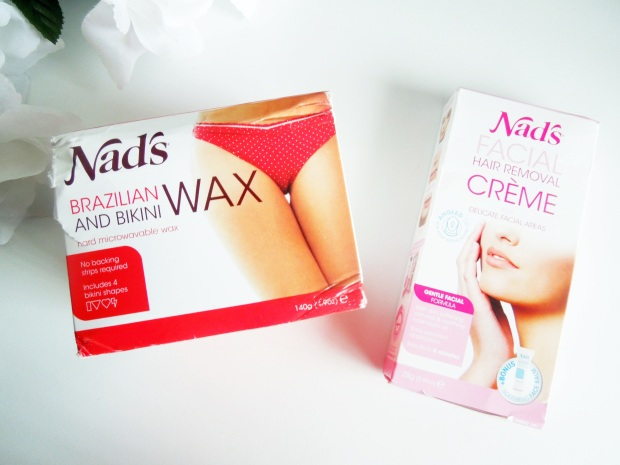 nads hair removal products
