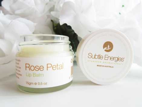 subtle energies rose petal lip balm1