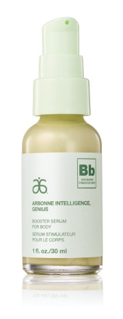 Arbonne Intelligence_Genius Booster Serum For Body