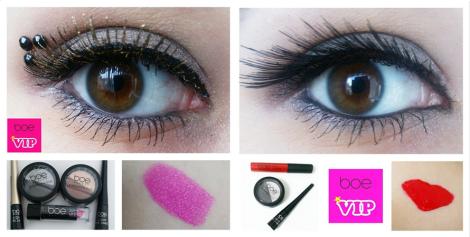 boe beauty makeup looks
