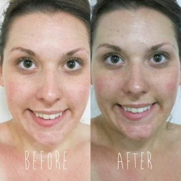 Tuscan Tan Facial Tanning Serum