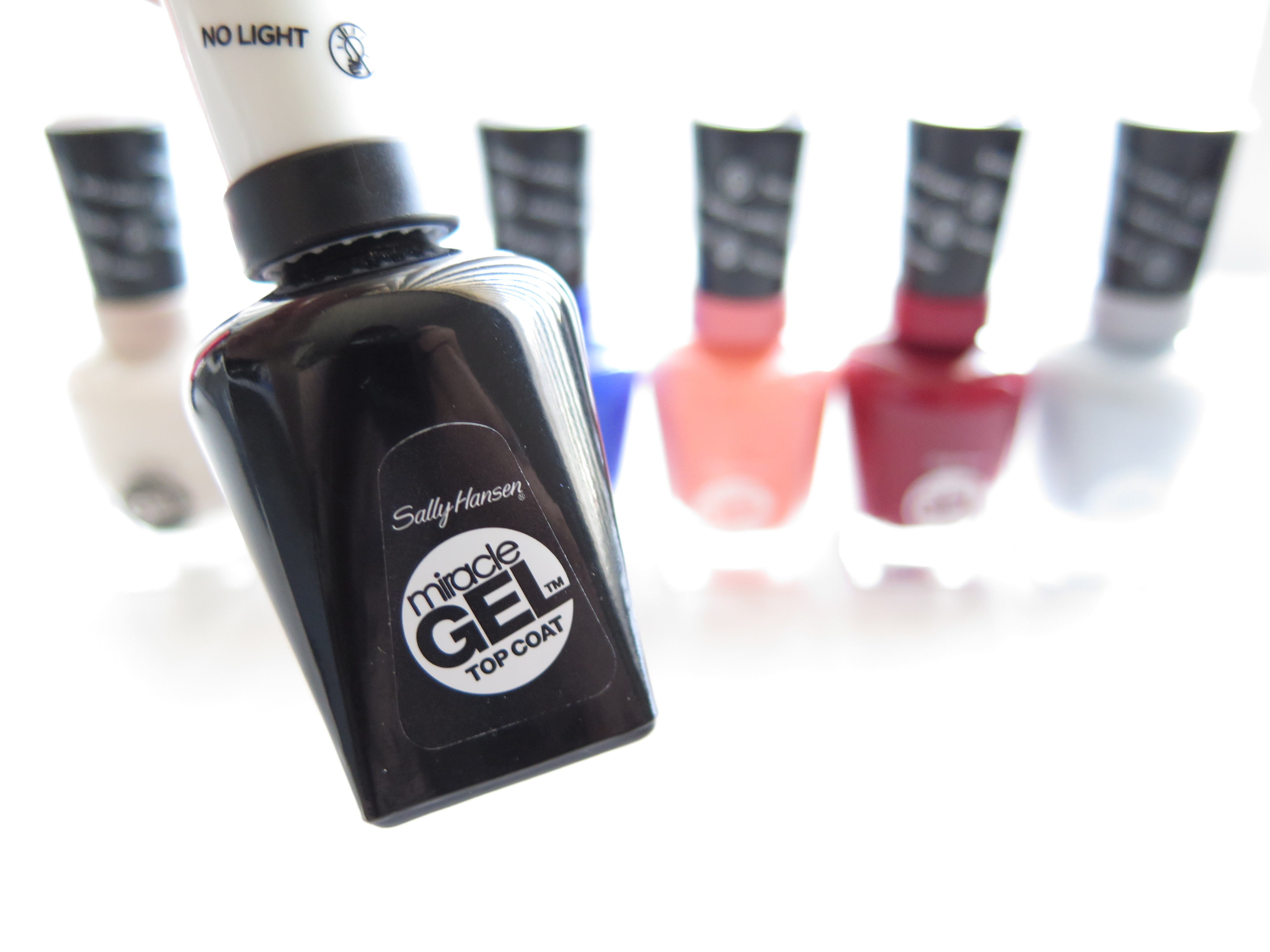 Sally Hansen \'Miracle Gel\' 2 Step Gel Manicure – Review | Tried and ...