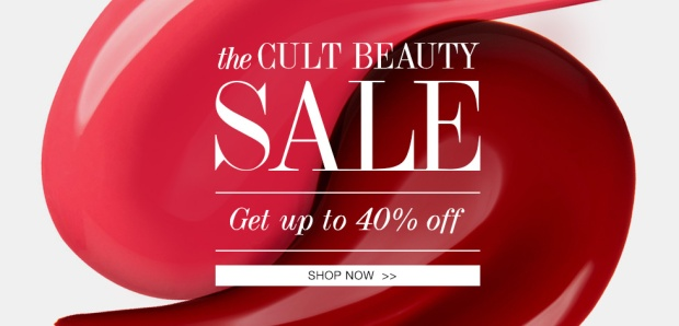 cult beauty  boxing day 2014 sale