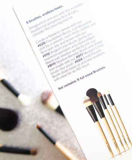 gorgeous cosmetics Have It All' Brush Set 1