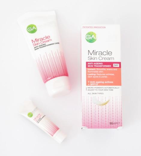 garnier skin miracle cream