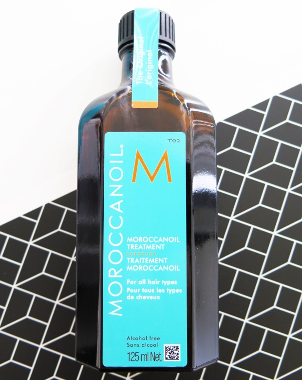 moroccan oil treatment