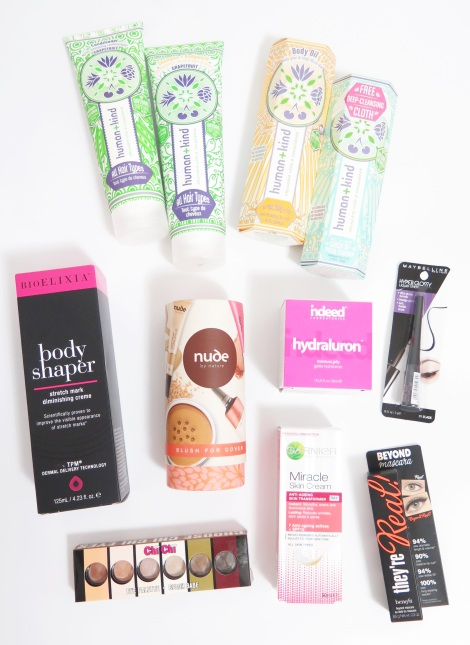 tried and tested blog giveaway 2nd blogiversary beauty prize pack
