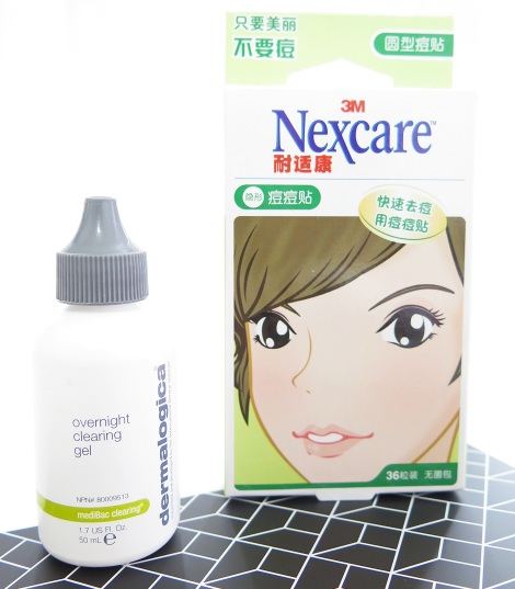 dermalogica overnight clearing gel nexcare acne patches - how to get rid of spots pimples fast