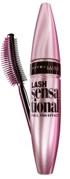 Lash Sensational mascara maybelline new york