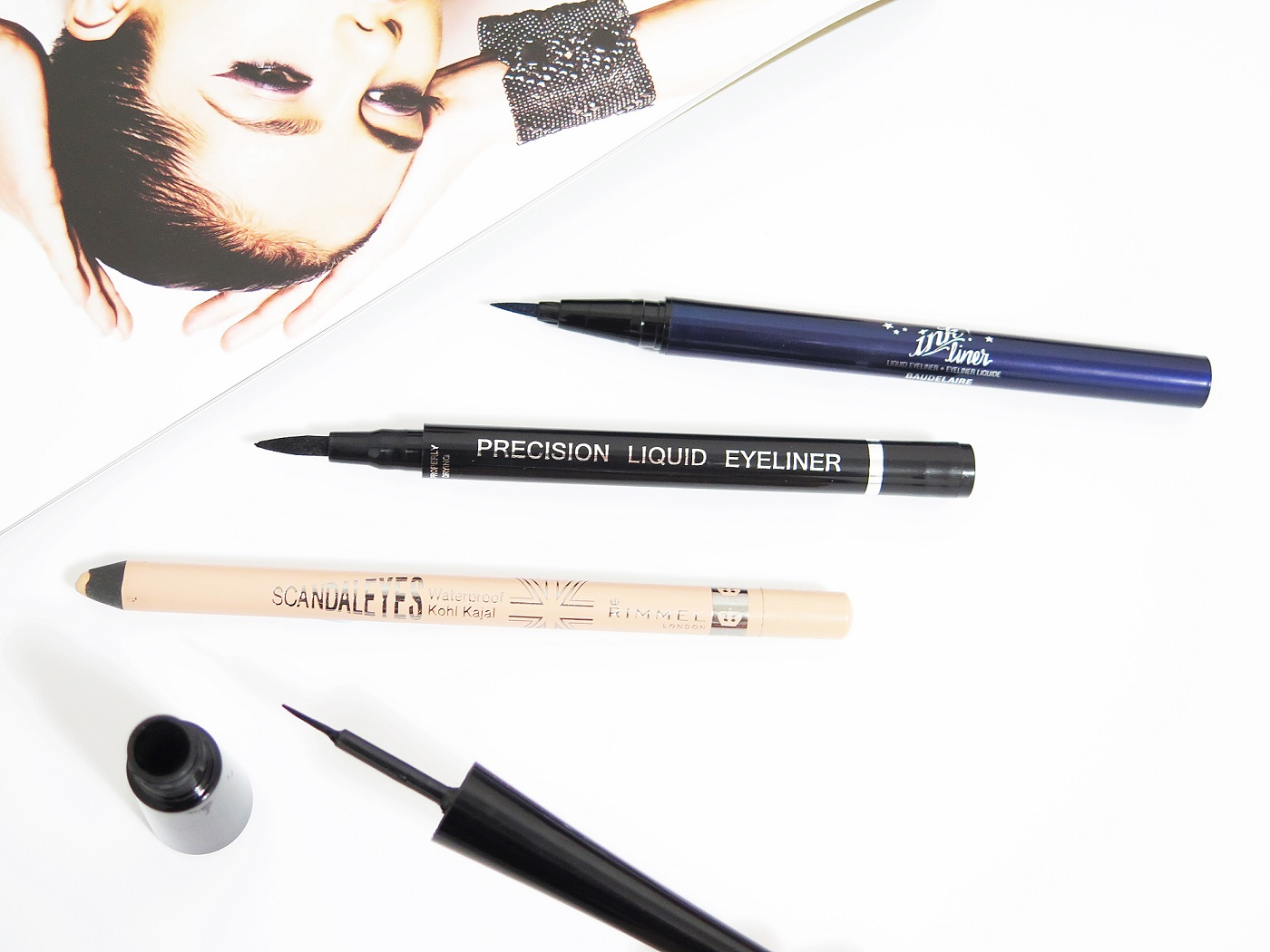 4 Quick and Easy To Use Eyeliners For Every Skill Level ...