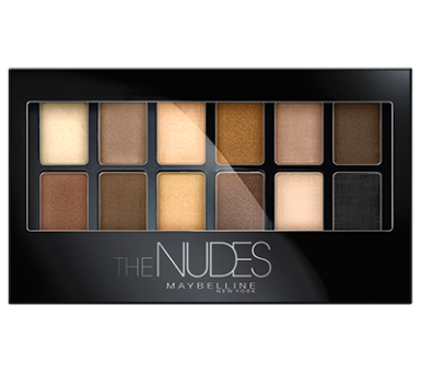 maybelline the nudes eyeshadow palette australia