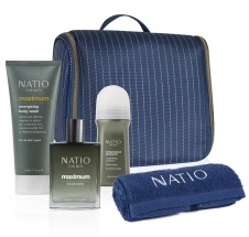 Natio for Men 'Active' Gift Set