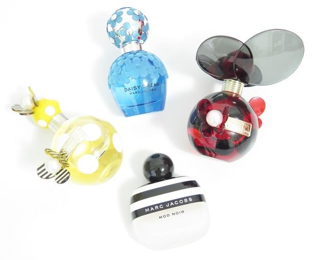 marc jacobs perfume fragrance review daisy dream forever honey dot mod noir sephora exclusive