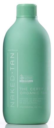 Naked Tan The Certified Organic Tan