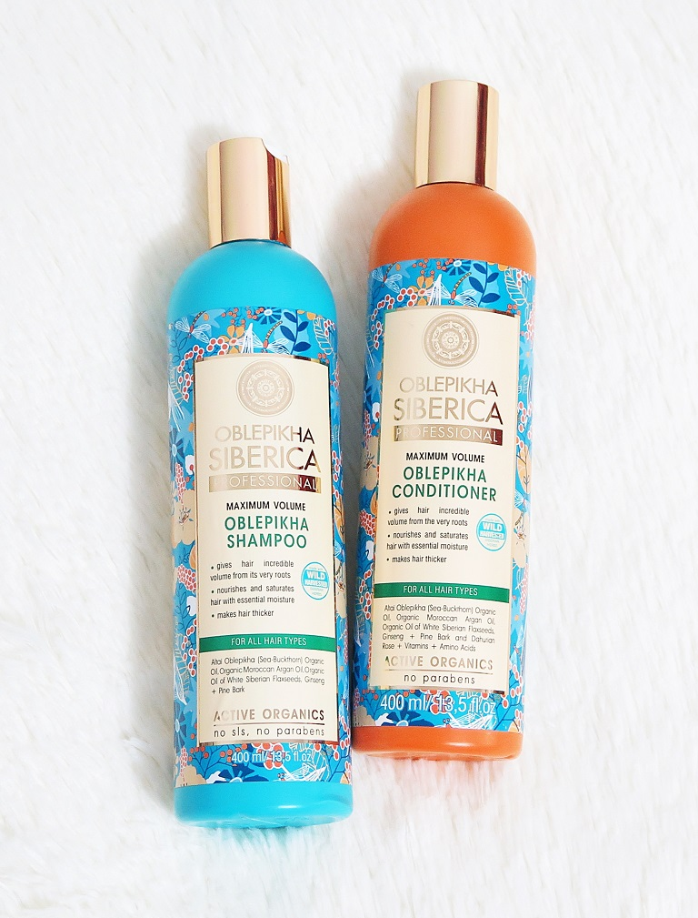Taking A Look At Natura Siberica Tried And Tested Blog