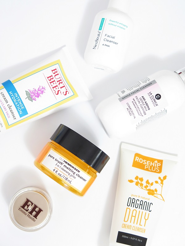 neostrata facial cleanser burts bees intense hydration cream cleanser la clinica anti aging gentle milk facial cleanser ole henriksen pure truth melting cleanser emma hardie moringa cleansing balm rosehip plus dailycream