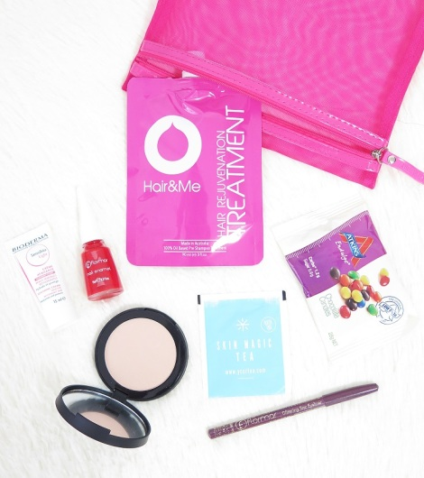 lust have it october 2015 womens beauty subscription box - review