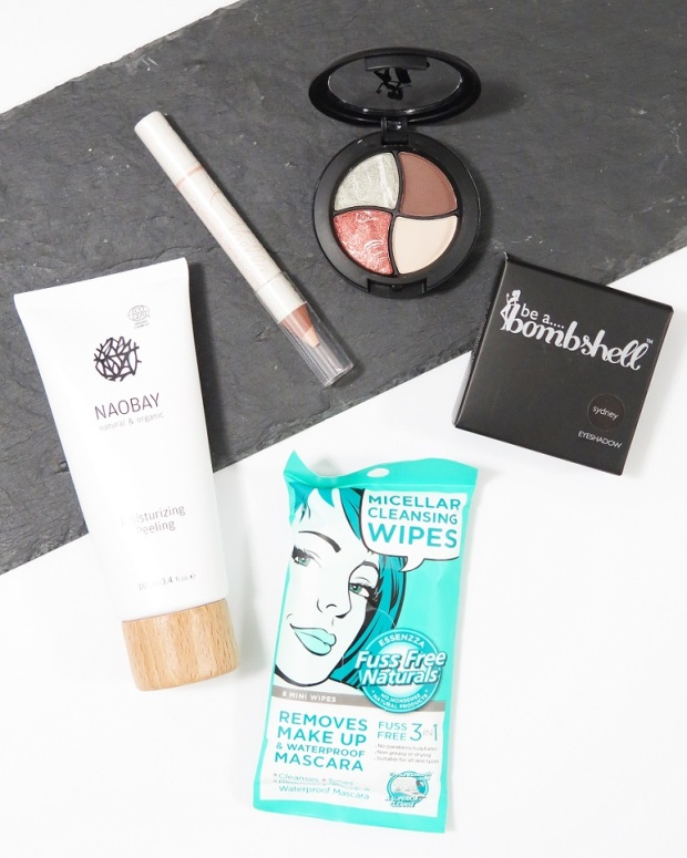 LUST HAVE IT – DECEMBER 2015 – REVIEW naobay moisturising peel sasy n savy hand cream essenzza fuss free naturals micellar mini wipes be a bombshell eyeshadow quad chella ivory lace highlighter pen