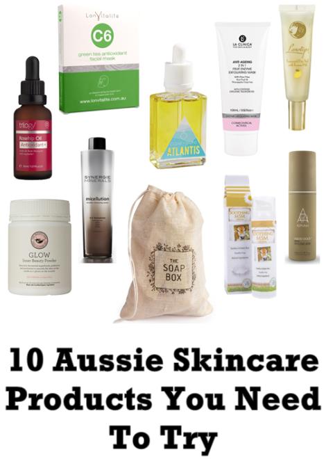 the best australian assuie beauty skincare makeup products
