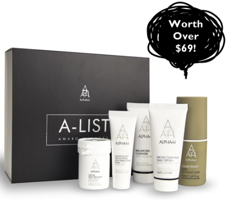alpha h tried and tested blog giveaway