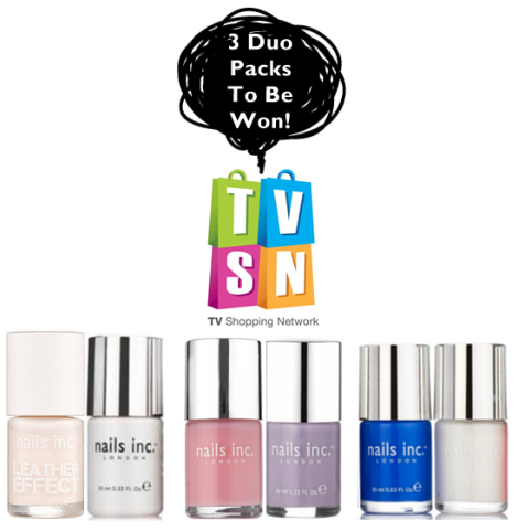 nails inc tvsn tried and tested blog giveaway
