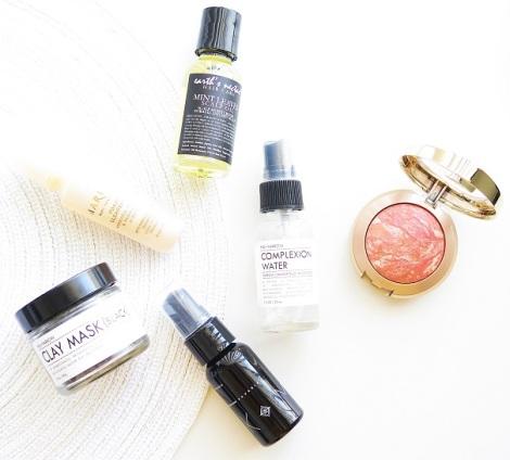 Maslow & Co. USA West Coast Beauty Box - Review