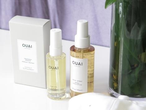 sephora aus review swatches ouai haircare treatment masque hair oil wave spray
