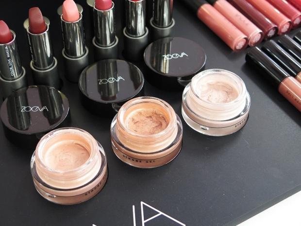 sephora aus review swatches zoeva cosmetics strobe gel