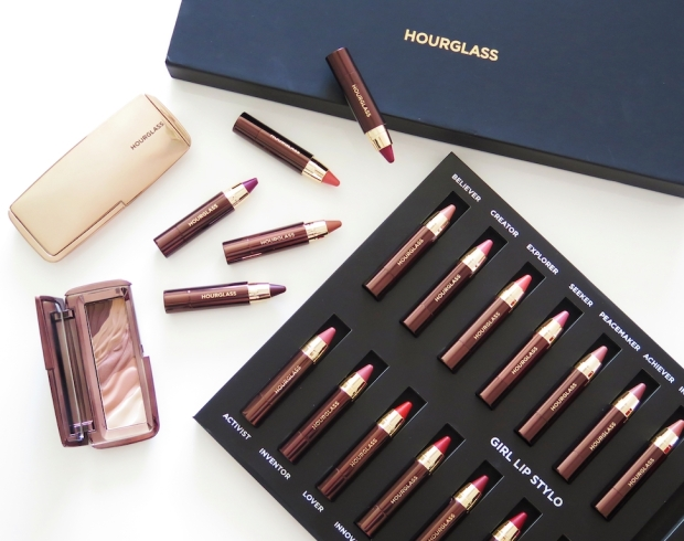 hourglass-cosmetics-girl-lip-stylo-collection-review-swatches-idealist-activist-creator-protector-pacemaker-influencer-explorer-lover-dreamer-seeker-leader-innovator-acheiver-warrior-inventor-icon-war